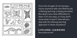 Lifelong learning: Velites insights in implementation, interaction and leadership