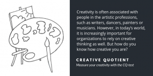 creative quotient | Velites: implementation, interaction & leadership