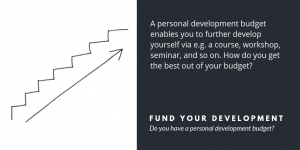 Personal Development Budget - Velites