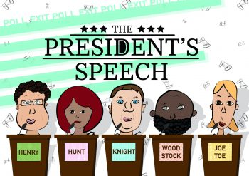 The President's Speech - Velites Business Game