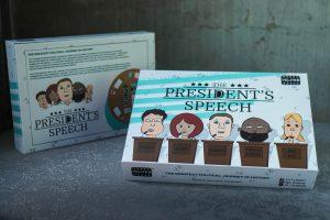 Leadership game: The President's Speech