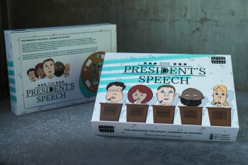 Leadership game: The President's Speech